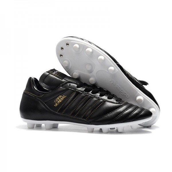 Men's Adidas Copa Mundial World Cup 2018 Leather Cleats Black