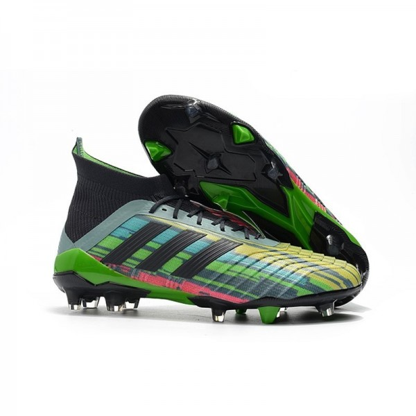 Men's Adidas 2018 Predator 18.1 FG Soccer Cleats Shoes In Colors