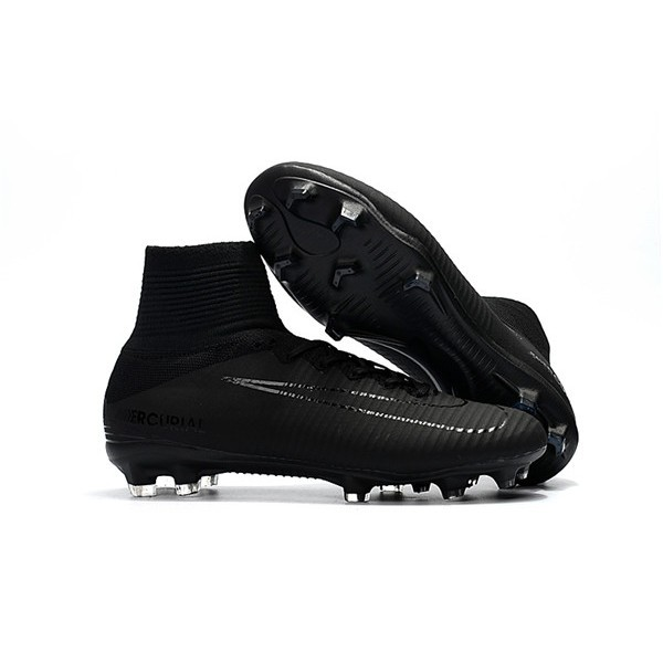 Men's Nike Football Boots Mercurial Superfly 5 FG Black