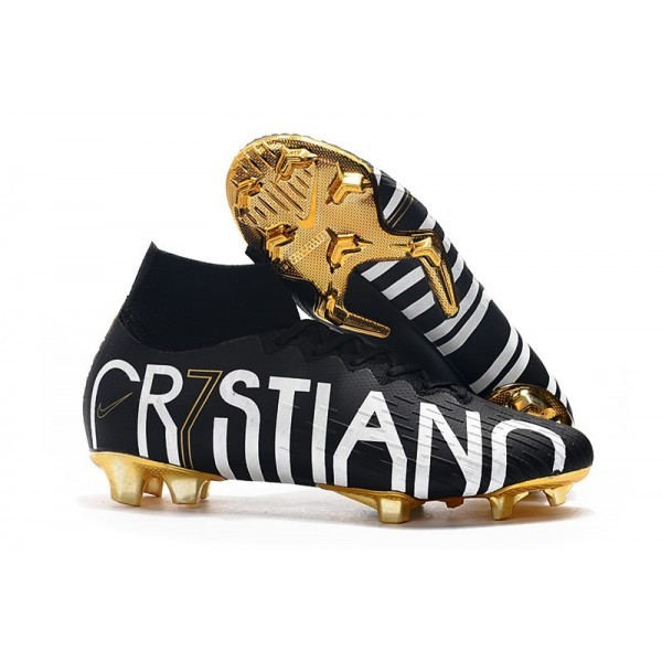 Men's Nike Cristiano Ronaldo CR7 Nike Mercurial Superfly 6 Elite FG News