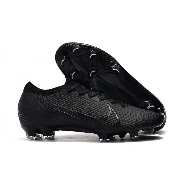 Men's Nike Mercurial Vapor 13 Elite FG Under The Radar Black
