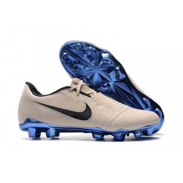 Men's Nike Phantom Venom Elite FG Cleat Desert Sand
